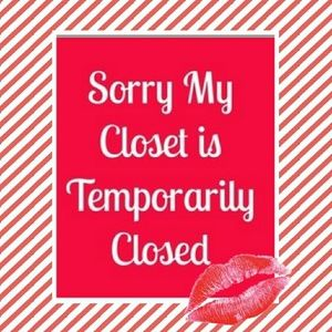 Shoes - My closet is closed❤